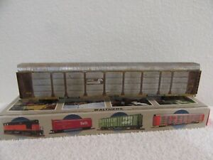 HO Walthers 932-4803 Conrail CR Thrall 89' Auto Carrier Rack #TTGX #931238