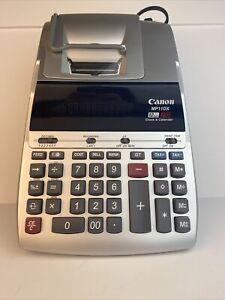 Canon MP11DX - 12 Digits - 2 Color Printing Calculator Clock Calendar