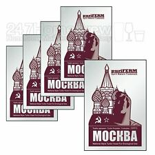 5x PuriFerm MOCKBA Turbo Yeast Extra Pure High Alcohol Fermentation
