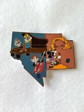 Disney Pin American Adventure US State Puzzle NV UT Limited Release