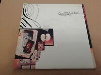 "ALL ABOUT EVE * STRANGE WAY * 7"" SINGLE P/S EXCELLENT 1991"