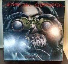 Jethro Tull, Stormwatch, 1979 Chrysalis CHR 1238 LP Vinyl Record