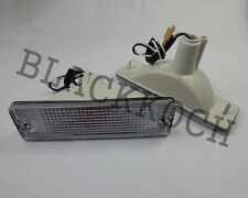 Pair Bumper Lamp Turn Signal Lights for 85-98 Mazda B Series B2000 B2200 B2600
