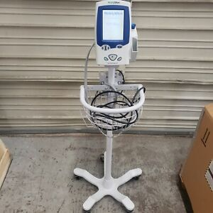 Welch Allyn Spot Vital Signs LXi Monitor w/ Stand