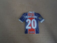 Magnet football Just Foot / Pitch 2012 - Paris - Chantome