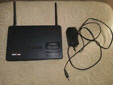 D-Link DSL-2750B Wireless n Router w/ AC Adapter