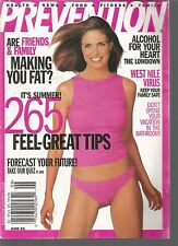 Prevention June 2003 Alcohol For Your Heart/Are Family & Friends Making You Fat
