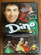 Dino The Piano Artistry - A Christmas Celebration (DVD) TBN Network