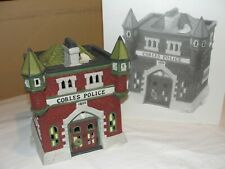 Department 56 - Dickens Villages - Cobles Police Station #55832