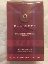 Burberry  TENDER TOUCH Women  1oz  / 30ML EDP EAU DE PRFUM Spray