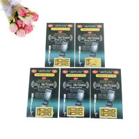 5pcs Universal Gen X Antenna Signal Booster For Any Smartphone Cell HT