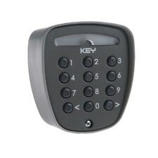 Key SEL-R, wireless code keypad compatible with all receivers with variable code