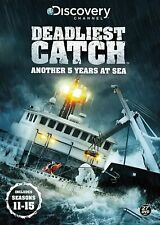 Deadliest Catch Another 5 Years at Sea 27 Disc Set DVD Series 11 12 13 14 & 15