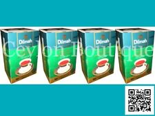 Dilmah English Afternoon Ceylon Tea - 50 Tea bagged X 4 Box (400g)