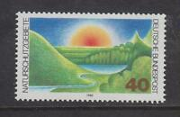 WEST GERMANY MNH STAMP DEUTSCHE BUNDESPOST 1980 NATURE CONSERVATION SG 1930
