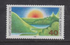 WEST GERMANY MNH STAMP DEUTSCHE BUNDESPOST 1980 NATURE CONSERVATION SG 1930