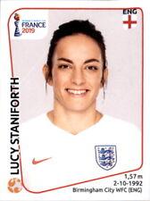 Panini Frauen WM 2019 Sticker 263 - Lucy Staniforth - England