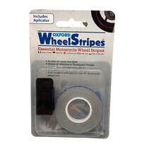 Oxford OF618 7MM Reflective MOTORCYCLE Wheel Rim Pin Stripe Tape Sticker BLUE  