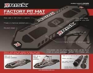 Risk Racing Pit Mat ***NEW*** Unterlegmatte Matte MX Motocross