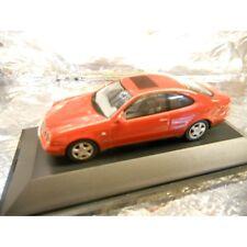 ** Herpa 070508 Mercedes Benz CLK, Imperial Red 1:43 Scale