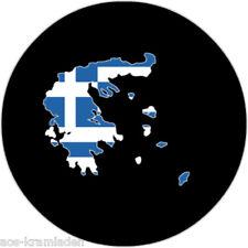 Button 25mm - Griechenland Ellinikí Dimokratía Hellenische Republik Ελλάς Hellas