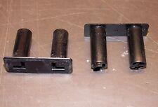 DUAL CS 415-2 Scharnierhalter für Haube 2 Stück gebraucht TOP Ersatzteil