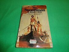 THE SWORDSMAN  BY  WILLIAM C. HEINE (SMALL PAPERBACK BOOK)#