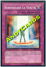 Rinforzare la Verità ☻ Comune ☻ DP09 IT027 ☻ Yugioh ANDYCARDS