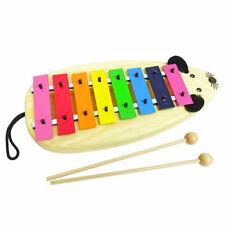 Sonor MG Kinder Xylophon Maus Glockenspiel + Noten