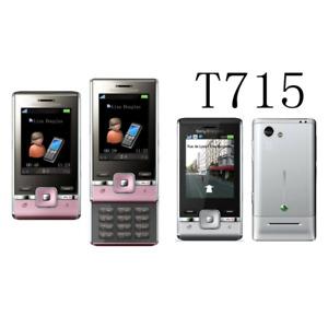 "Original Unlocked Sony Ericssion T715 3.15MP Camera FM radio MP4 Bluetooth 2.2"""