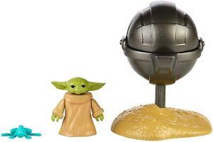 Grogu Baby Yoda Mandalorian Vintage Collection Retro Collection Star Wars .LOOSE