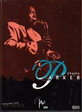 D.V.D & CD BEST OF../..MASTERS OF JAZZ.../...CHARLIE PARKER.../...COLLECTOR