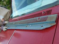 """1964 – 1967 General Motors """"A""""-Body Cowl Vent Panel."""