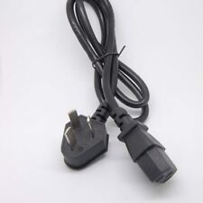 AU Plug Power Supply Cable Cord Lead for CPU Towers & PC Monitors LATOP 240V
