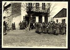 Cieszanów-Lubaczów-Karpatenvorland-1940-Polen-Musikkorps-Bau-Bataillon 559-107