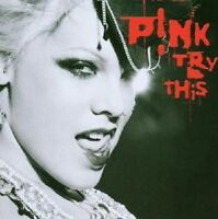 "PINK ""TRY THIS"" CD NEUWARE"