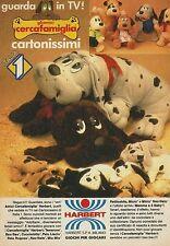 X2375 HARBERT - Gli amici Cercafamiglia - Pubblicità 1988 - Advertising