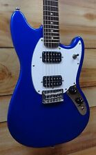 New Squier® Bullet Mustang® HH Rosewood Fingerboard Imperial Blue