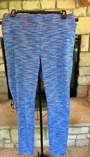 Tek Gear Velour Pants Straight Leg Workout Pant Nightly Blue Teal Super Soft