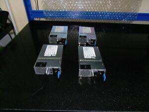 4 X CISCO N2200-PAC-400W AC Power Supply 341-0375-07