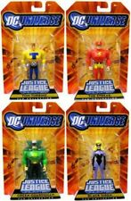 DC Justice League Unlimited Justice Guild Set of 4 Exclusive Action Figures