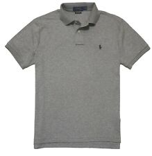 Ralph Lauren Polo Shirt Soft Touch Custom Slim Fit Pima Cotton M