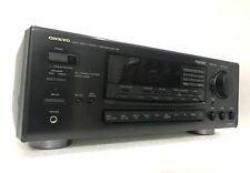 ONKYO TX-SV515PRO 5 Channel AUDIO VÍDEO Receiver 290 Watts Vintage 1993 Like New