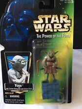 Star Wars Yoda green card POTF 2