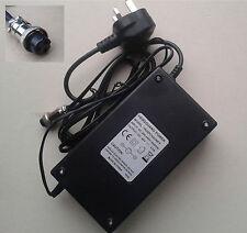 Chargeur De Batterie 48v 3a Plomb Acide e moto SCOOTER Électrique