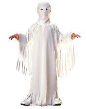 Kids White Sheet Classic Ghost Halloween Costume L