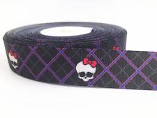 "5 Yard Cake Printed Grosgrain Ribbon Hair Bow Sewing Ribbon 1""25mm"