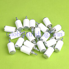 10pcs Weedeater Poulan Craftsman Trimmer Chainsaw Blower Fuel Filter 530023364