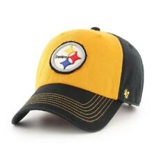 '47 BRAND PITTSBURGH STEELERS ADJUSTABLE HAT Free Shipping BRAND NEW