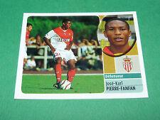 PIERRE-FANFAN AS MONACO ASM LOUIS II PANINI FOOT 2003 FOOTBALL 2002-2003